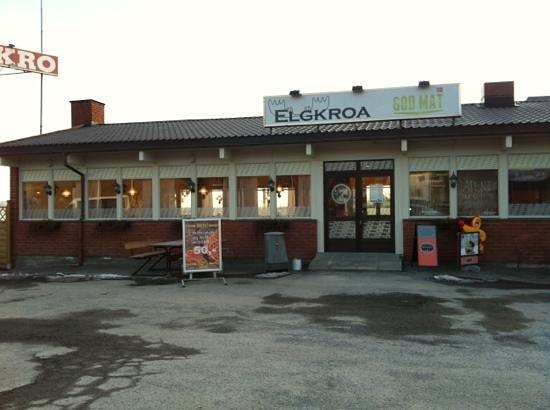 Elgkroa pa Rora: Elgkroa på Røra i Inderøy kommune