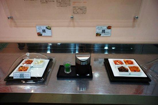 Museum Kimchikan: Sampling room