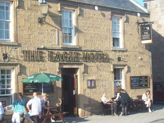 The Eagle Hotel Restaurant: Eagle Hotel