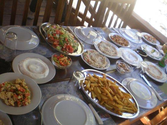 Horsh Ehden Nature Reserve: Leckere libanesische Speisen