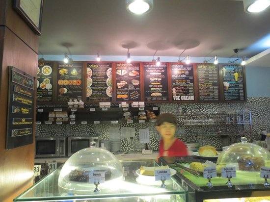 Joma Bakery Cafe : View