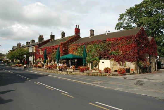 The Fleece Inn: The Fleece Addingham West Yorkshire.