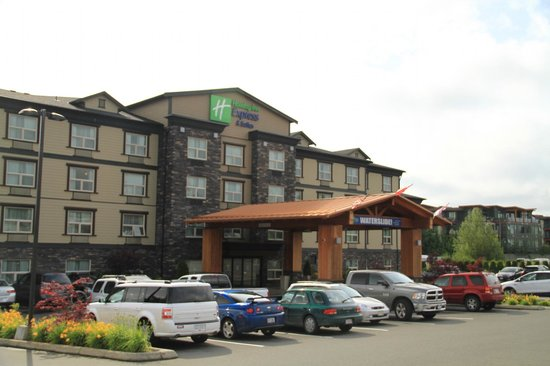 Holiday Inn Express Hotel & Suites Courtenay Comox Valley SW: Holiday Inn Express