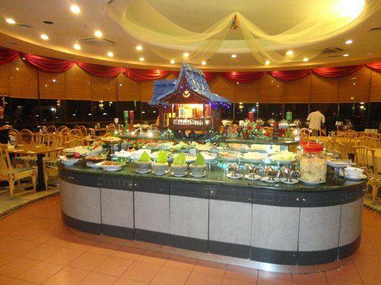 The Aston Hotel Putra Nilai : Restaurant