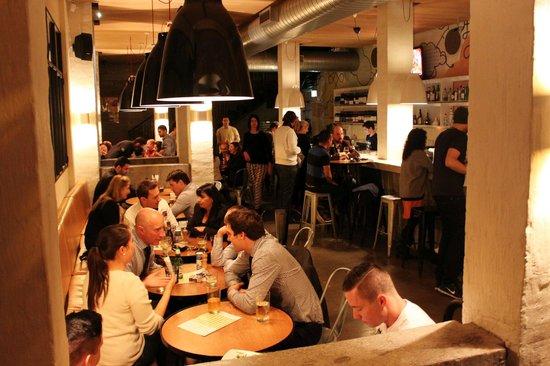 Honey Bar And Restaurant  Clarendon Street