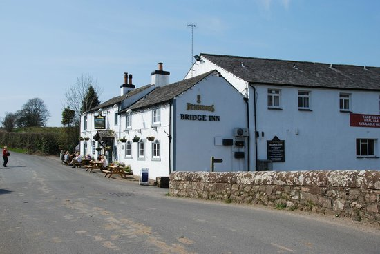 The Santon Bridge Inn: The Bridge.