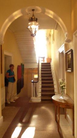 Henrietta House: Hallway