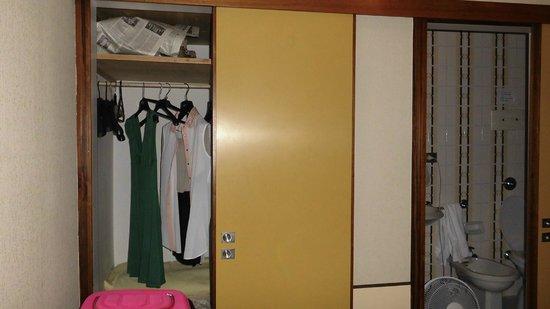 Hotel San Fantin: armadio