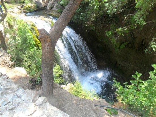 Cascades d'Akchour : petit cascade