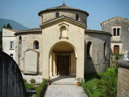 Nocera Superiore, Italie : Battistero di Santa Maria Maggiore