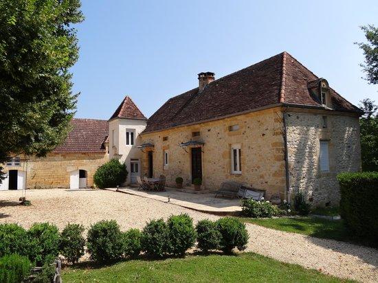 Le Moulin des Fumades : maison des propriétaires