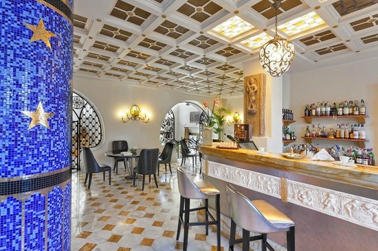 Terme Manzi Hotel & Spa : Bar Il Mosaico Terme Manzi