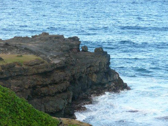 Souillac: Rocky peninsular