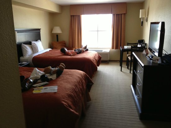 Country Inn & Suites By Carlson, Niagara Falls, ON: View walking in