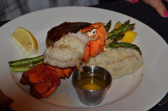 Cuvee Wine & Bistro : Lobster