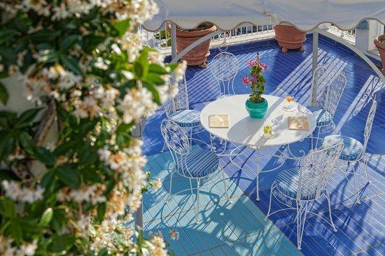 Terme Manzi Hotel & Spa : Roof