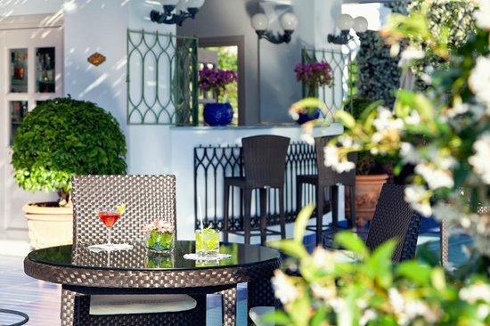 Terme Manzi Hotel & Spa : Bar bouganville