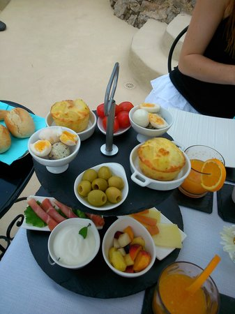 Casa Calleja : Breakfast