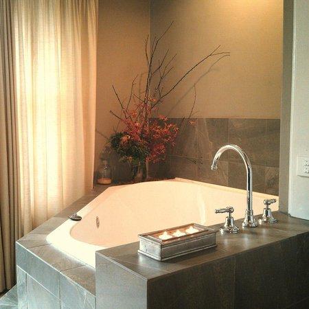 Edgelinks Country House : beautiful bath