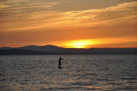 Oakledge: Fantastic sunset