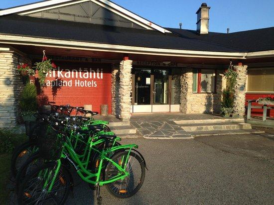 Lapland Hotel Sirkantahti: The entrance of Lapland Hotel