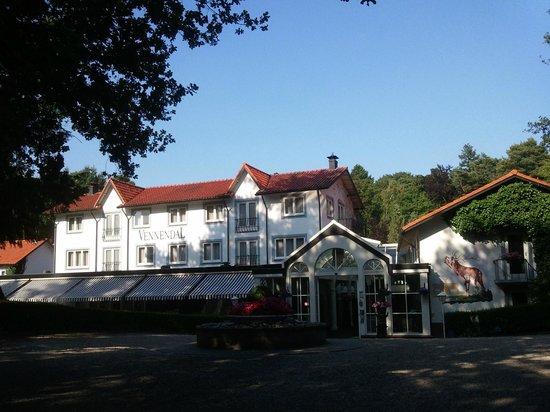 Landgoedhotel Villa Vennendal: Entree