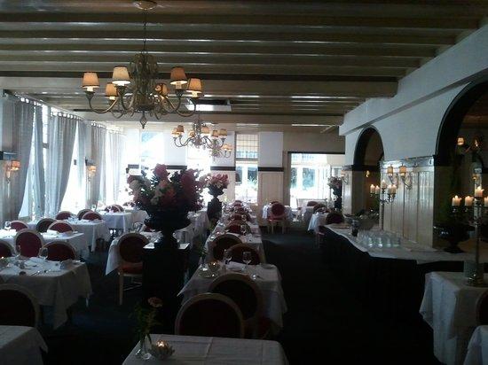 Nunspeet, The Netherlands: Diner en ontbijtzaal