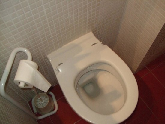Hotel Residence Quintinie: Toilette