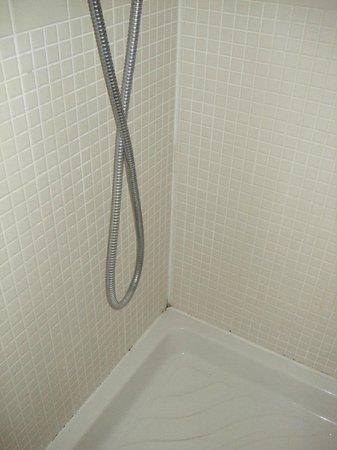 Hotel Residence Quintinie: Dusche