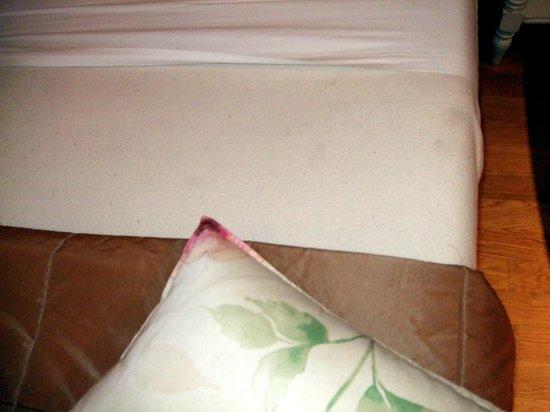 Hotel Residence Quintinie: Tages- und Überdecke