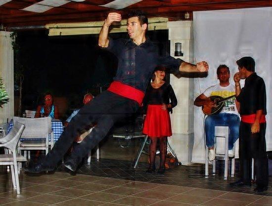 James Hotel: Nice dance