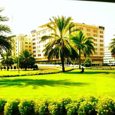 Park Inn by Radisson Muscat : Park Inn Muscat