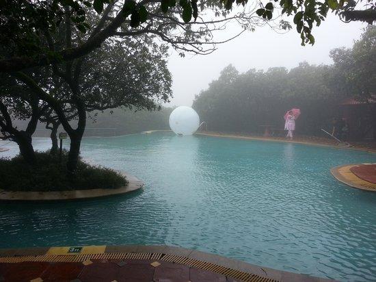 Club Mahindra Mahabaleshwar Sherwood: pool