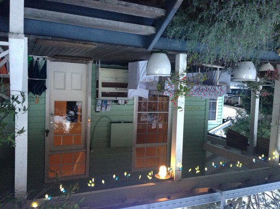Huskisson Bed and Breakfast : Lovely beach cottage
