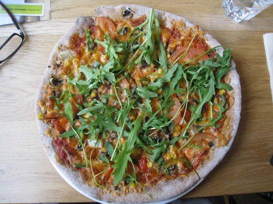 Gamla Kaupfelagid: den hälsosammare pizza