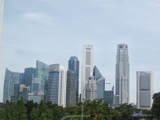 Central Business District: Singapore Financial District