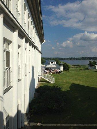 Resort Schwielowsee: Zimmer 311 Ausblick