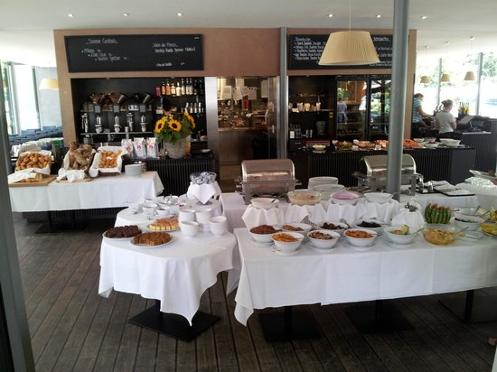 Schwellenmaetteli Restaurants: Buffet Brunch