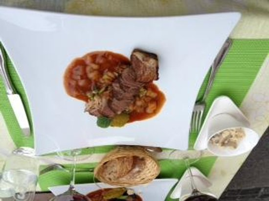 restaurant du Schild: ribs