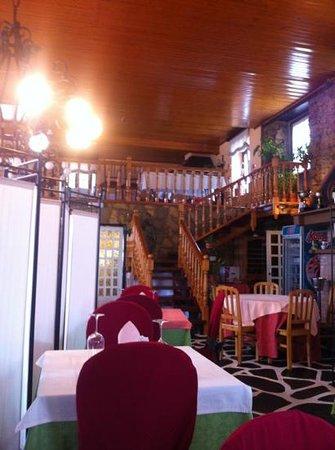 Restaurante Xoina: Comedor