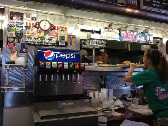 Crazy Otto's Empire Diner: Crazy Otto's Diner