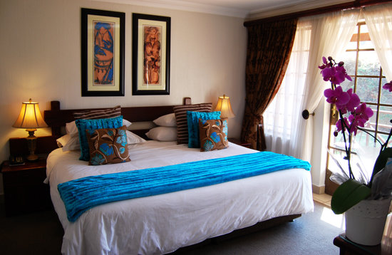 Afrique Boutique Hotel Oliver Tambo: Double Room