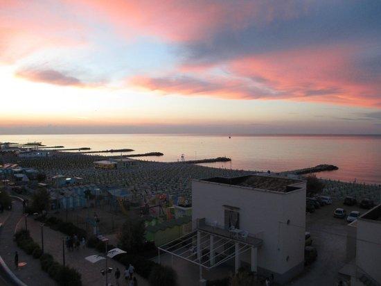 Hotel Alba: vista dalla camera