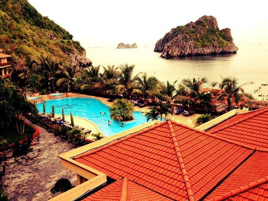 Catba Sunrise Resort : overview