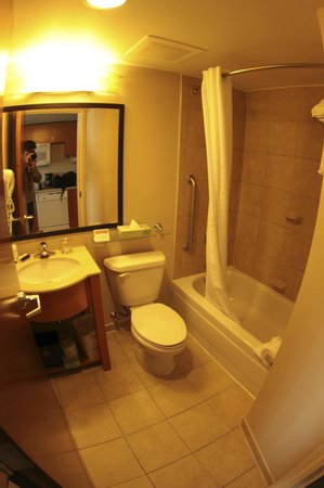 Candlewood Suites New York City Times Square: Bad