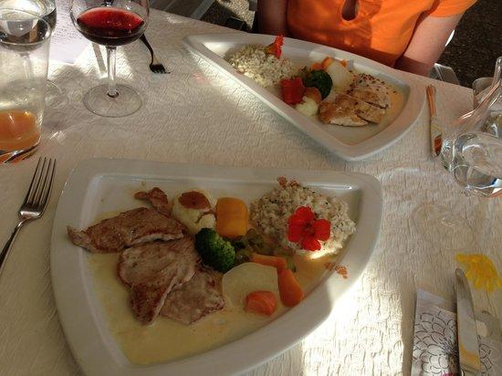 Restaurant Baren: Baeren Entrees