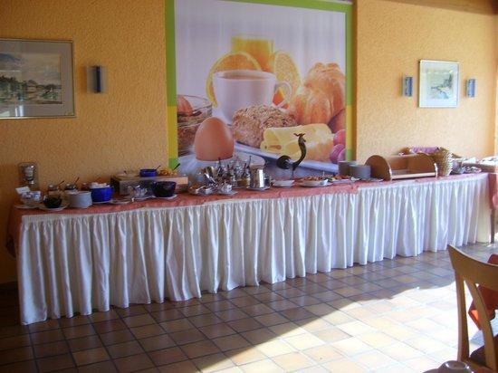 Haus des Gastes: Frühstück Buffet