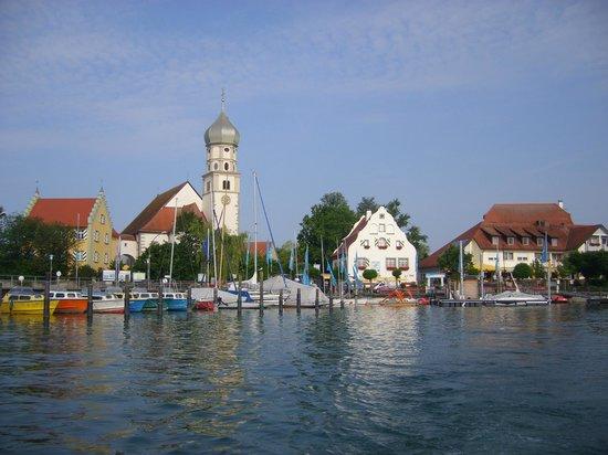 Haus des Gastes: Hafen Wasserburg