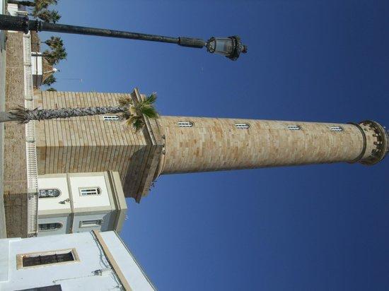Faro de Chipiona: El faro mas alto de España