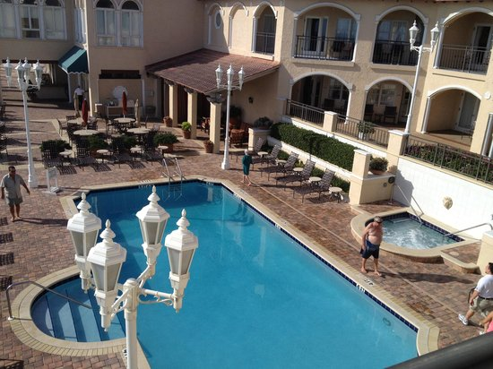 The Lodge and Club at Ponte Vedra Beach: Poolside